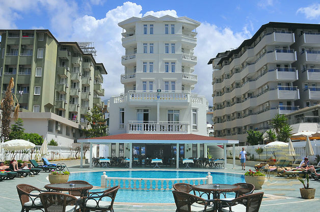 Azak Beach Hotel Alanya